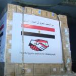 مصر ترسل 300 طن مساعدات إلى الجيش اللبناني