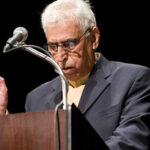 وفاة الشاعر العراقي سعدي يوسف عن 87 عاما