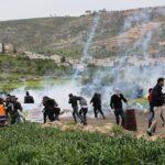 استشهاد فلسطيني برصاص الاحتلال جنوب نابلس