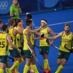 أستراليا تسحق الهند 7-1 في هوكي الرجال