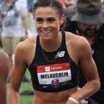 تأهل ماكلوفلين ودليلة محمد إلى قبل نهائي سباق 400 متر حواجز