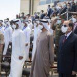 الإمارات: «قاعدة 3 يوليو» لكل العرب.. والعلاقات مع مصر «تاريخ مشرف واستثنائي»