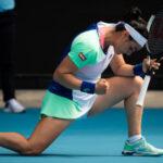 التونسية أُنس جابر تودع مبكرا منافسات التنس الأولمبية