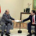 فرصة أخيرة لإنقاذ لبنان.. لقاء مرتقب بين الحريري وعون