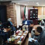 مبعوثة أوروبية تبحث في السودان ملف سد النهضة