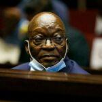رئيس جنوب إفريقيا السابق يخرج من السجن مؤقتا لحضور جنازة شقيقه