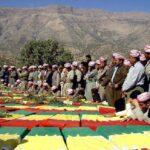 بارزاني يطالب الحكومة العراقية بتعويض ذوي ضحايا المجازر ضد الأكراد