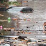 زيادة قتلى الفيضانات في بلجيكا إلى 37
