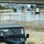 الفيضانات تجتاح منطقة سوتشي الروسية للمرة الثانية خلال شهر