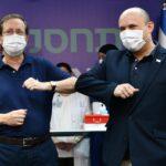 رئيس إسرائيل يطلق حملة لإتاحة جرعة ثالثة من لقاحات كورونا