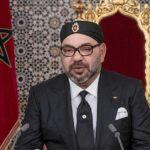 العاهل المغربي يدعو الجزائر لفتح الحدود مع المملكة