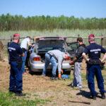 القيادة بسرعة جنونية تكشف عصابة لتهريب البشر