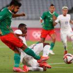 المكسيك تكتسح فرنسا برباعية في كرة القدم