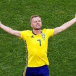 السويدي سيباستيان لارسون يعلن اعتزاله اللعب دوليًا