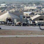استهداف قاعدة للتحالف الدولي في كردستان بطائرة مسيرة