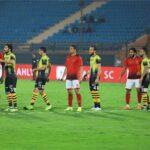 الأهلي يواجه المقاولون العرب في الدوري المصري