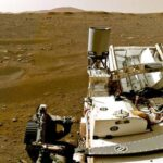 الروبوت برسيفرنس يستعد لجمع عينات من صخور المريخ
