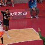 مصر تهزم اليابان وخسارة البحرين أمام الدنمارك في كرة اليد