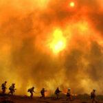 حريق غابات في كوستا برافا الإسبانية يجبر المئات على النزوح من منازلهم