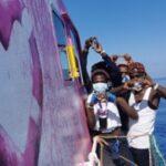 إنقاذ 78 مهاجرا في فرنسا أثناء محاولتهم عبور المانش