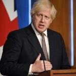 جونسون يدعو لعقد اجتماع لقادة مجموعة السبع بشأن أفغانستان