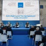 مجموعة العشرين تؤيد اتفاقا ضريبيا وتحذر من سلالات كورونا