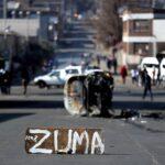 نهب وقتل في جنوب أفريقيا تزامنا مع جلسة محاكمة لزوما