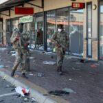 ارتفاع حصيلة ضحايا العنف في جنوب إفريقيا إلى 212 قتيلا