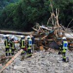 إجلاء سكان بلدة في غرب ألمانيا نتيجة انهيار أحد السدود