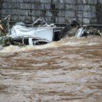 180 شخصا قضوا جراء الفيضانات في ألمانيا