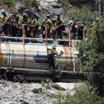 حريق غابات «أوريجون» يجبر رجال الإطفاء على الانسحاب