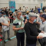 روسيا تسجل 25018 إصابة جديدة بكورونا و764 وفاة