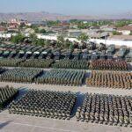 طاجيكستان المجاورة لأفغانستان تجري أكبر تدريبات عسكرية على الإطلاق