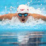 الكندية ماكنيل تحرز ذهبية سباق 100 متر فراشة للسيدات