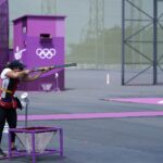 رامية أمريكية تفوز بذهبية أطباق الاسكيت في الرماية بأولمبياد طوكيو