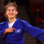 في أولمبياد طوكيو.. جياكوفا من كوسوفو تفوز بذهبية في الجودو