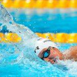 معركة الأرقام القياسية في السباحة تلوح في الأفق في طوكيو