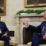 بايدن يعلن انتهاء المهمة القتالية الأمريكية في العراق