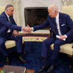 الرئيس الأمريكي: سنواصل التعاون مع بغداد في مكافحة الإرهاب