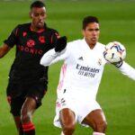 تقارير: يونايتد يتوصل لاتفاق لضم فاران مدافع ريال مدريد