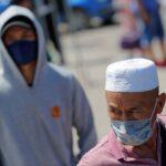 كازاخستان وأوزبكستان تسجلان زيادة يومية قياسية بإصابات كوفيد-19