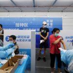 سكان الصين تلقوا 1.566 مليار جرعة لقاح مضاد لكوفيد-19 حتى 26 يوليو