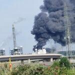 مقتل شخص وفقد 5 آخرين في انفجار مصنع للكيماويات بألمانيا
