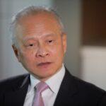 سفير الصين الجديد يصل أمريكا ويتحدث بنبرة متفائلة
