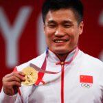 فوز الصيني ليو بذهبية وزن 81 كيلوجراما في رفع الأثقال
