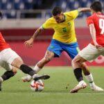 منتخب مصر لكرة القدم يخسر من البرازيل ويودع أولمبياد طوكيو