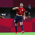إسبانيا تهزم ساحل العاج وتصعد لقبل نهائي كرة القدم بالأولمبياد