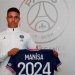 باريس سان جيرمان يتعاقد مع ليني مانسيا لمدة ثلاث سنوات