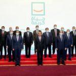 السيسي يبحث مع عدد من رجال الأعمال سبل تطوير آلاف القرى المصرية