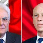 الرئيس التونسي يوجه الشكر لنظيره الإيطالي.. لهذا السبب